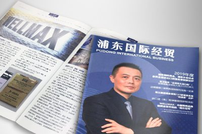 SHANGHAI INTERNATIONAL BUSINESS: WELLMAX Become the Export Champion of Lighting