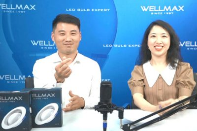 WELLMAX Rising Star – Saturn LED downlight
