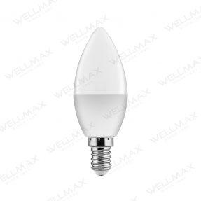 Lámpara LED Gota y Vela