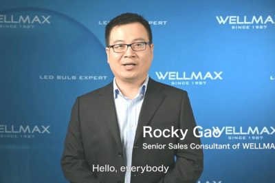Rocky Gao Tells You More About WELLMAX LED Tubes