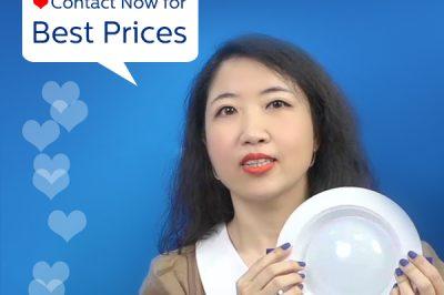 ¿Cuáles son productos LED comprados mucho en  la 129.ª edición de la Feria de Cantón?