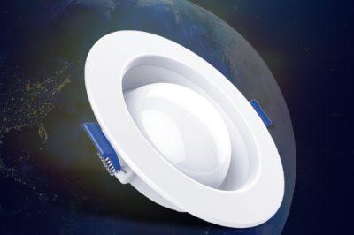 ¡Rápido Éxito! LED Downlight Serie Saturn Se Vendió 1 Millón De Piezas En 4 Meses